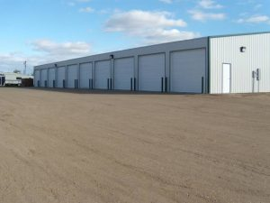 Akaska Missouri River storage units